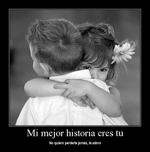 mi mejor historia eres tu  Mi mejor historia eres tú