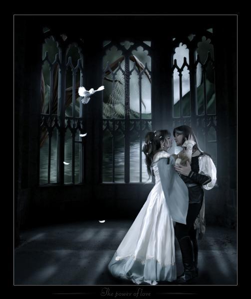 Imgenes romnticas Gticas  Te Amo Web  Imagenes de amor