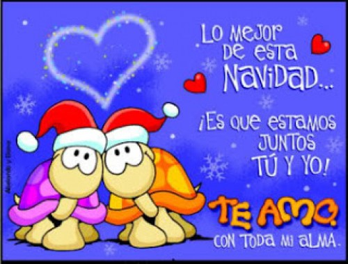 navidad con amor e1356212891501 imágenes de amor para dedicar en navidad