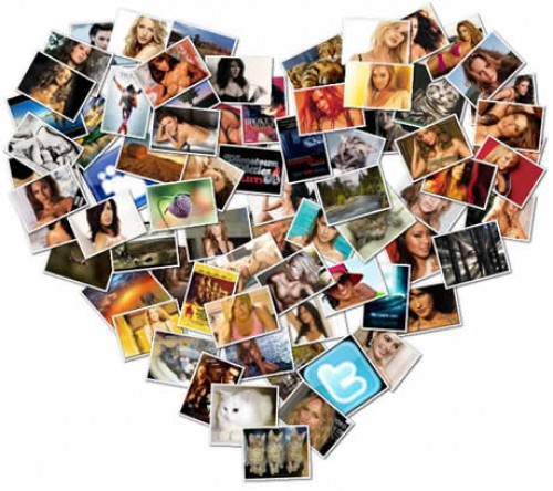 Collages de imagenes de amor