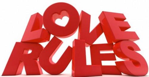 reglas del amor