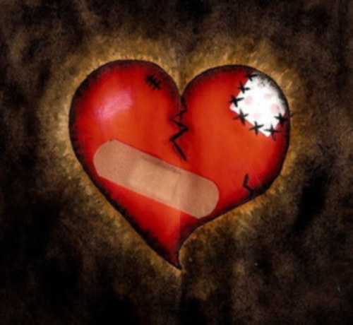 Broken Heart by starry eyedkid Corazones rotos