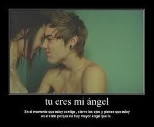 eres mi angel 3 Eres mi Ángel