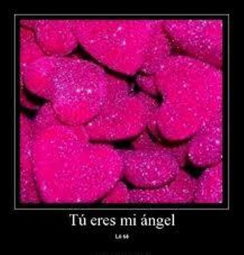 Eres mi angel