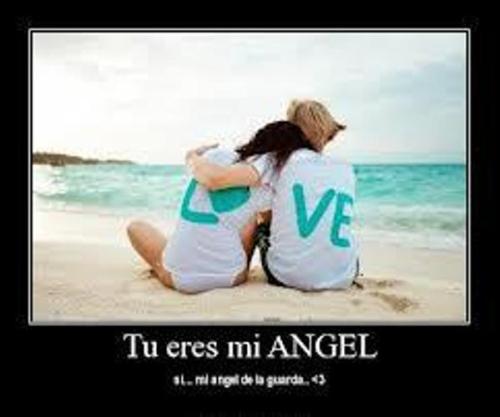 eres mi angel 5 Eres mi Ángel