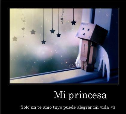 mi princesa Mi princesa