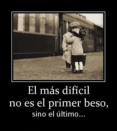 13137 el mas dificil no es el primer beso El beso más difícil