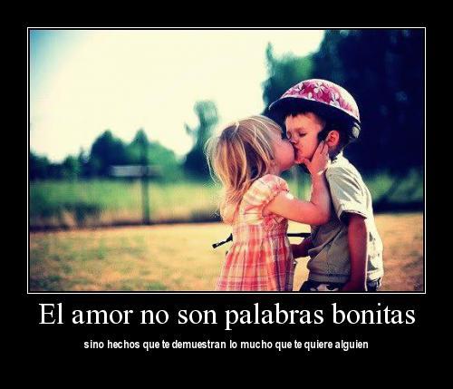 424891 235431996553275 100002594295508 460434 75135964 n El amor no sólo son palabras bonitas
