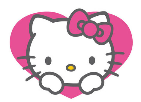 Imágenes de amor de Hello Kitty