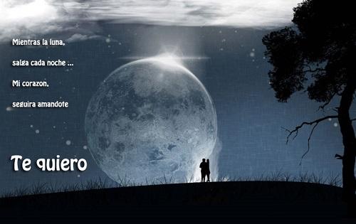 Frases románticas con la luna | Te Amo Web - Imagenes de amor