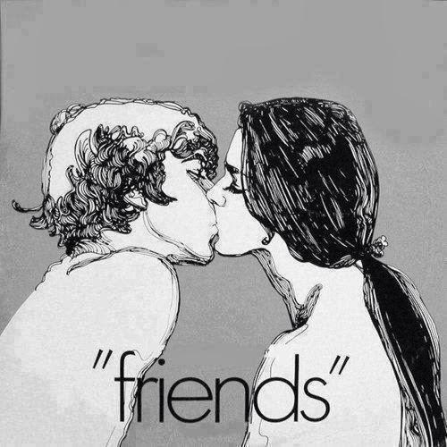 amor entre amigos
