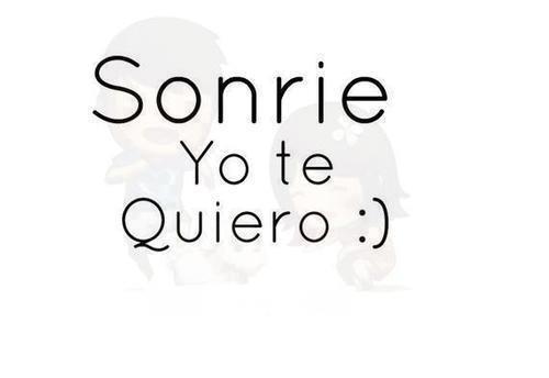 yo te quiero