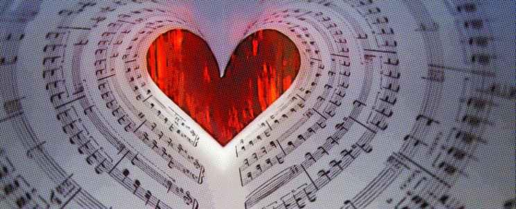 Canciones para el día de los enamorados Canciones para el día de los enamorados
