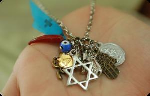 amuleto de la suerte