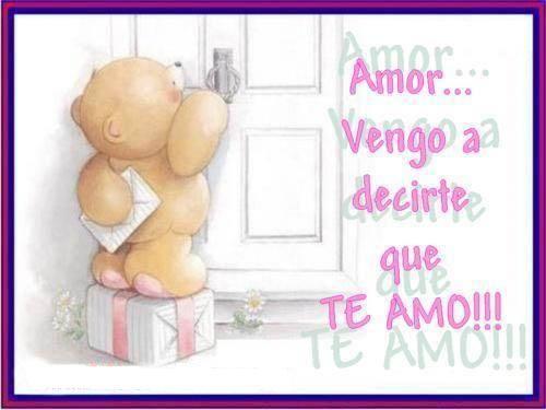 te amo-
