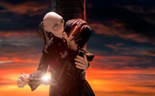 Una historia gotica de amor