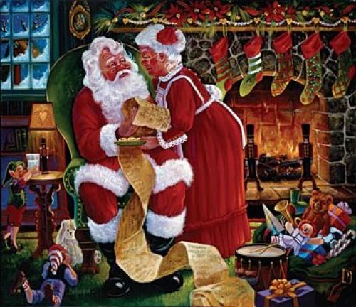 Imagenes romanticas navideñas