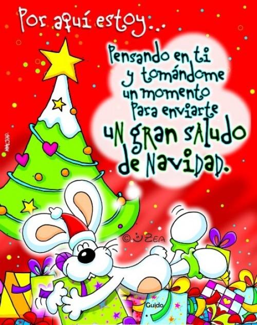 tarjetas de amor para navidad