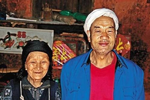 Liu Guojiang y Xu Chaoqin