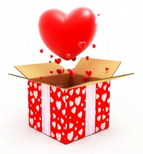 regalo de amor