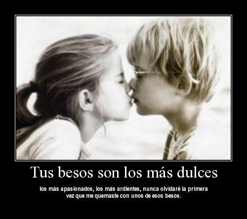 Tus Besos son