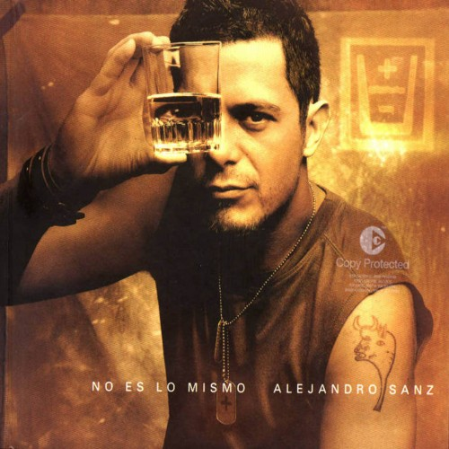 canciones románticas de Alejandro Sanz