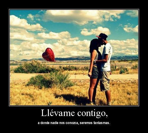 Llevame contigo
