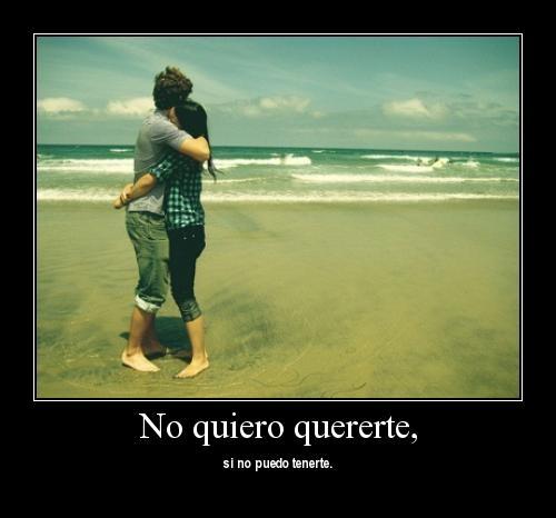 quiero quererte