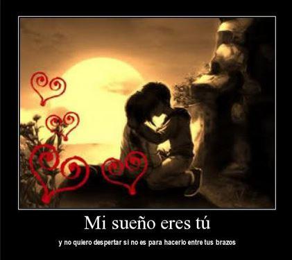 Eres mi sueño amor