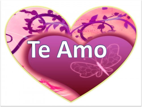 Te amo- Sergio Dalma