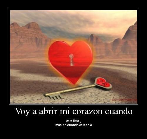 Abrir Tu Corazón