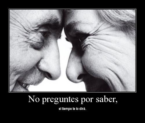 Para amar no hay edad