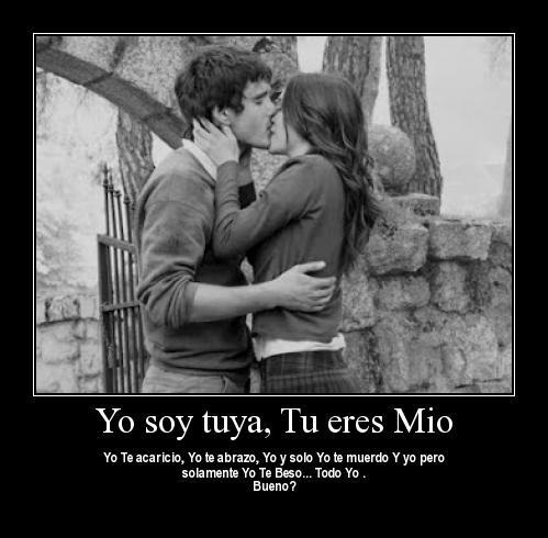 Tu eres mio