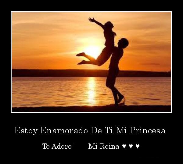 desmotivaciones.mx_Estoy-Enamorado-De-Ti-Mi-Princesa-Te-Adoro-N-S-Mi-Reina-_136588568383