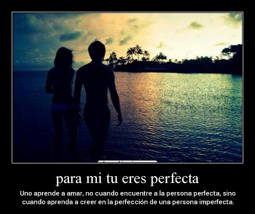 Para mi tu eres