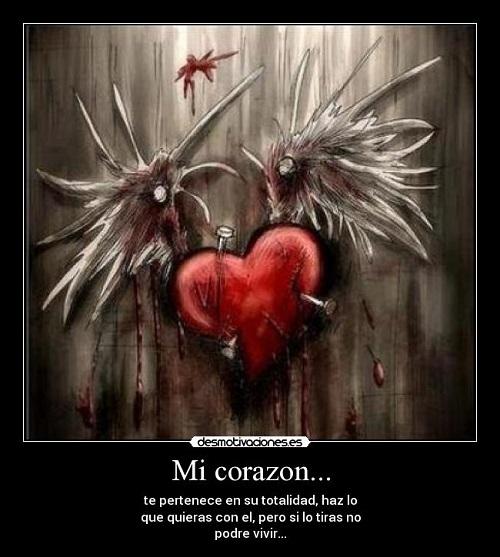 Mi corazón te pertenece